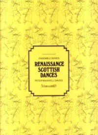 Renaissance Scottish Dances [various] available at Guitar Notes.