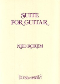Suite available at Guitar Notes.
