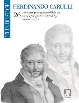 The Best of Ferdinando Carulli (Zigante) available at Guitar Notes.