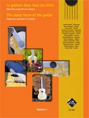 The Many Faces of the Guitar, Vol.1 available at Guitar Notes.