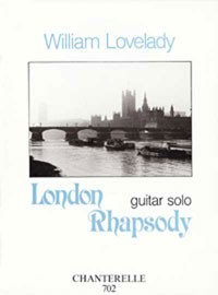 London Rhapsody available at Guitar Notes.