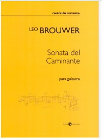 Sonata del Caminante No.2 available at Guitar Notes.
