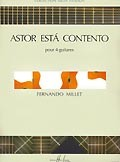 Astor esta contento, tango available at Guitar Notes.