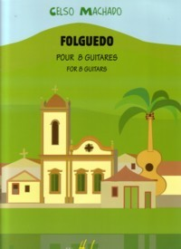 Folguedo [8gtr] available at Guitar Notes.