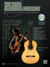 The Total Classical Guitarist available at Guitar Notes.
