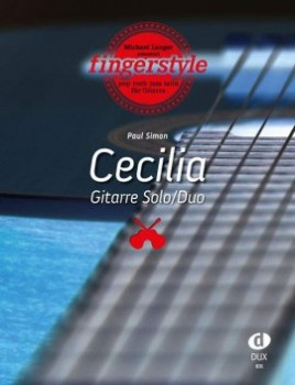 Cecilia (Langer) available at Guitar Notes.
