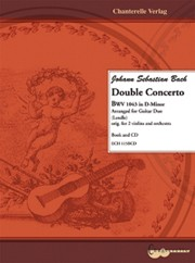 Double Concerto BWV1043 available at Guitar Notes.
