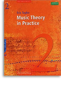 Music Theory in Practice, Grade 2(Taylor) available at Guitar Notes.