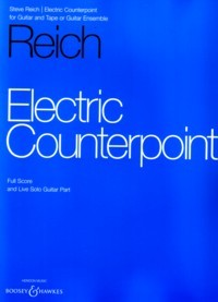 Electric Counterpoint [1 + 10 + 2Gtr] available at Guitar Notes.