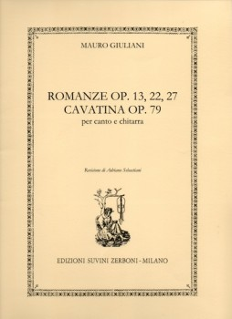 Romanze e Cavatina(Sebastiani) available at Guitar Notes.