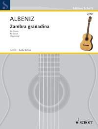 Zambra Granadina(Ragossnig) available at Guitar Notes.