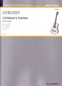 Children's Corner(Krause) available at Guitar Notes.
