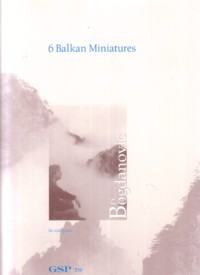 6 Balkan Miniatures available at Guitar Notes.
