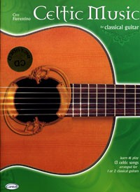 Celtic Music for Classical Guitar available at Guitar Notes.