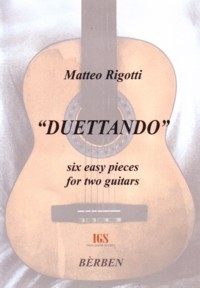 Duettando available at Guitar Notes.
