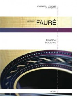 Pavane, op.50; Sicilienne(Sparks) available at Guitar Notes.