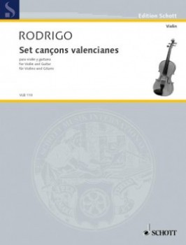 7 cançons valencianes available at Guitar Notes.