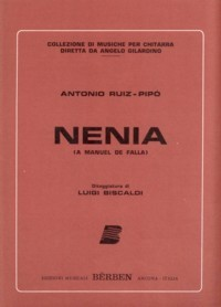 Nenia available at Guitar Notes.
