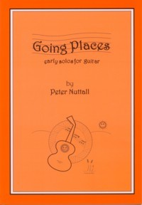 Going Places available at Guitar Notes.