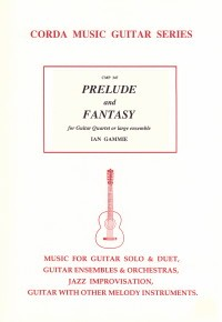 Prelude & Fantasy available at Guitar Notes.