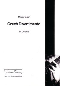 Czech Divertimento available at Guitar Notes.