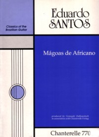 Magoas de Africano, choro available at Guitar Notes.