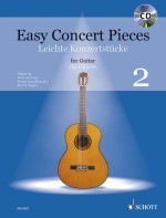 Easy Concert Pieces 2 available at Guitar Notes.
