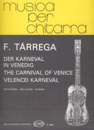 The Carnival of Venice(Benko) available at Guitar Notes.
