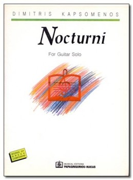 Nocturne available at Guitar Notes.