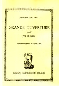 Grande Ouverture, op.61(Chiesa) available at Guitar Notes.