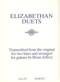 Elizabethan Duets available at Guitar Notes.