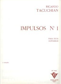 Impulsos no.1 available at Guitar Notes.