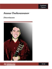 Divertimento available at Guitar Notes.