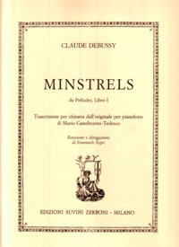 Minstrels(Castelnuovo-Tedesco) available at Guitar Notes.