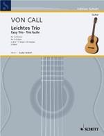 Easy Trio, op.26(Gotze) available at Guitar Notes.