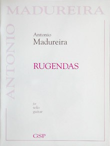 Rugendas available at Guitar Notes.
