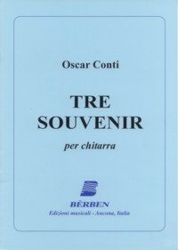 Tre Souvenir available at Guitar Notes.