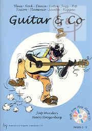 Guitar & Co available at Guitar Notes.