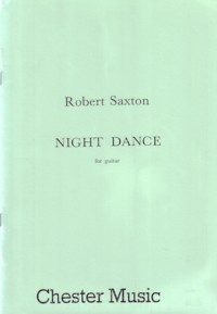 Night Dance available at Guitar Notes.