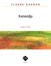 Kamendja available at Guitar Notes.