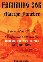 Marche Funebre, WoO.(King) available at Guitar Notes.