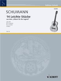 14 Easy Pieces (Götze) available at Guitar Notes.