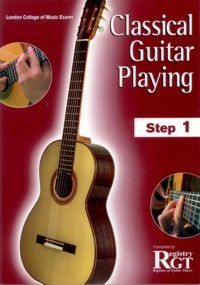 Classical Guitar Playing: Step 1 [-2008] available at Guitar Notes.