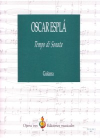 Tempo di Sonata available at Guitar Notes.
