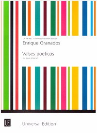 Valses Poeticos(Wallisch) available at Guitar Notes.