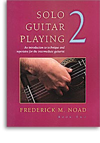 Solo Guitar Playing, Book 2 available at Guitar Notes.