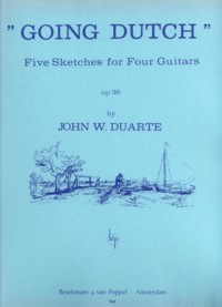 Going Dutch, op.36 available at Guitar Notes.