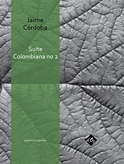 Suite Colombiana no.2 available at Guitar Notes.