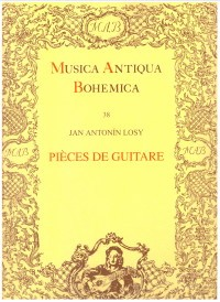 Pieces de Guitare (Pohanka) available at Guitar Notes.