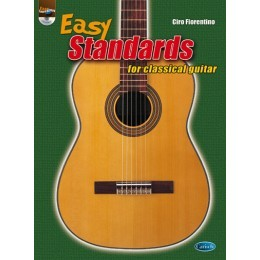 Easy Standards for Classical Guitar available at Guitar Notes.